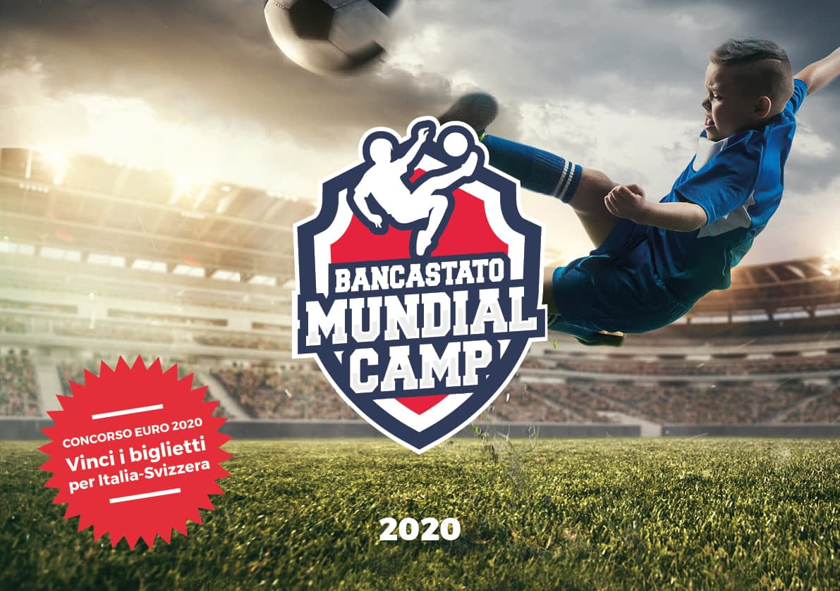 Calcio - BancaStato Mundial Camp