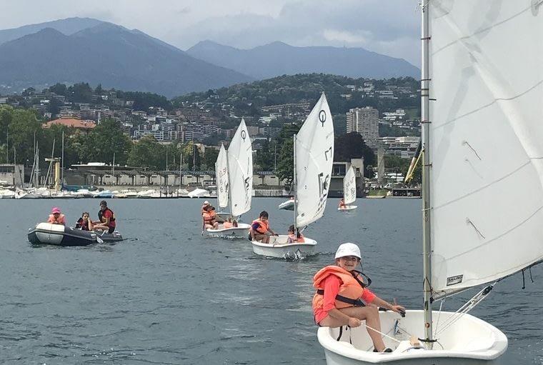 Corsi di vela - Circolo Velico Lago di Lugano