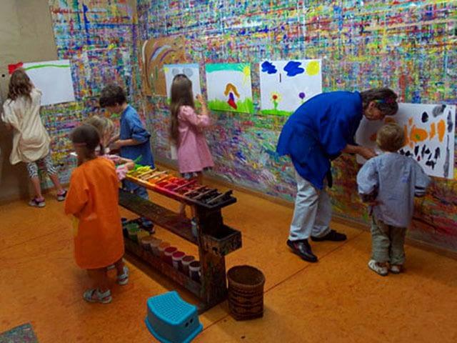 Atelier di pittura creativa