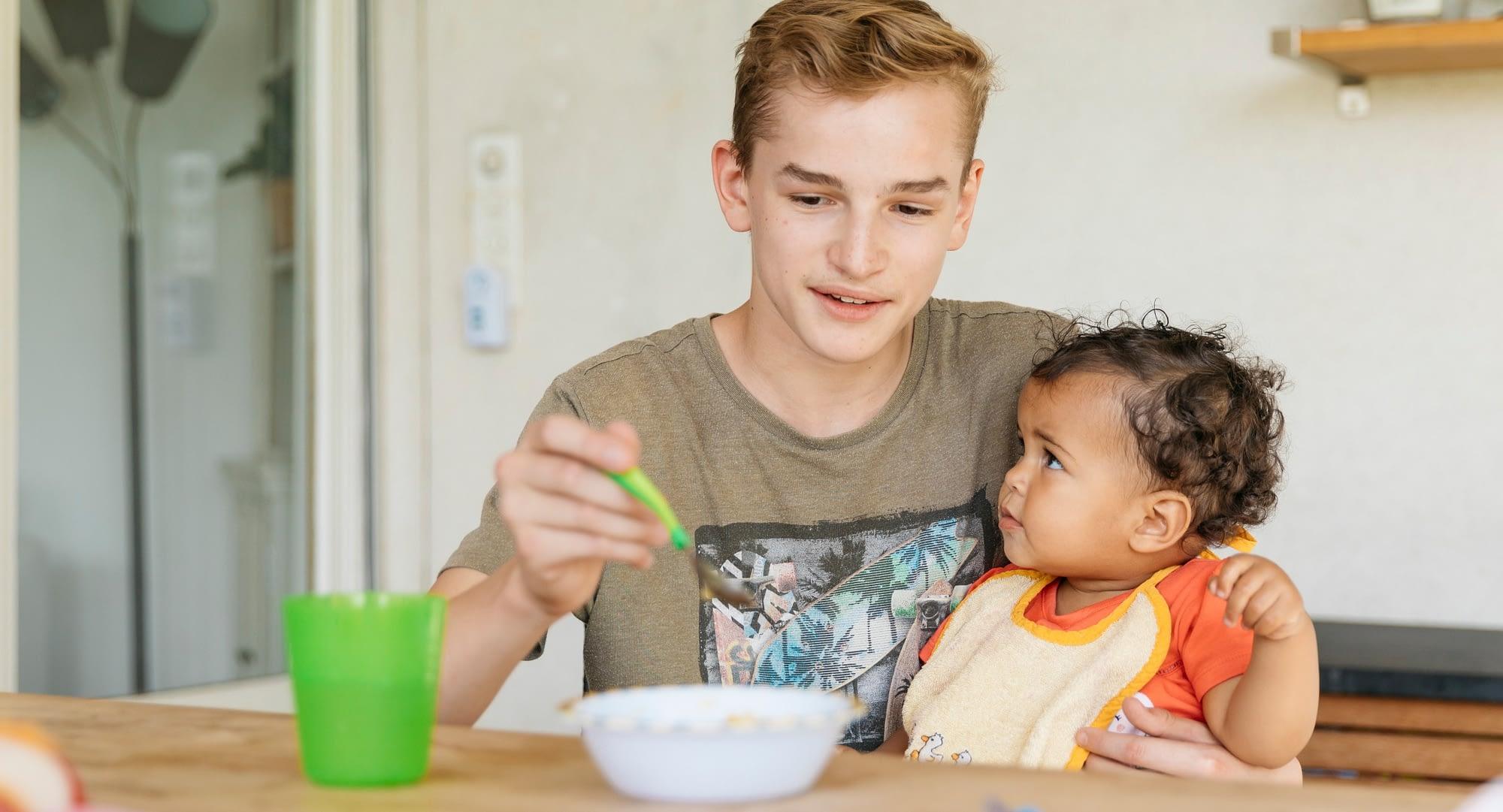 Corso Babysitting per ragazze e ragazzi (13 - 17 anni compiuti) - Settore Corsi CRS