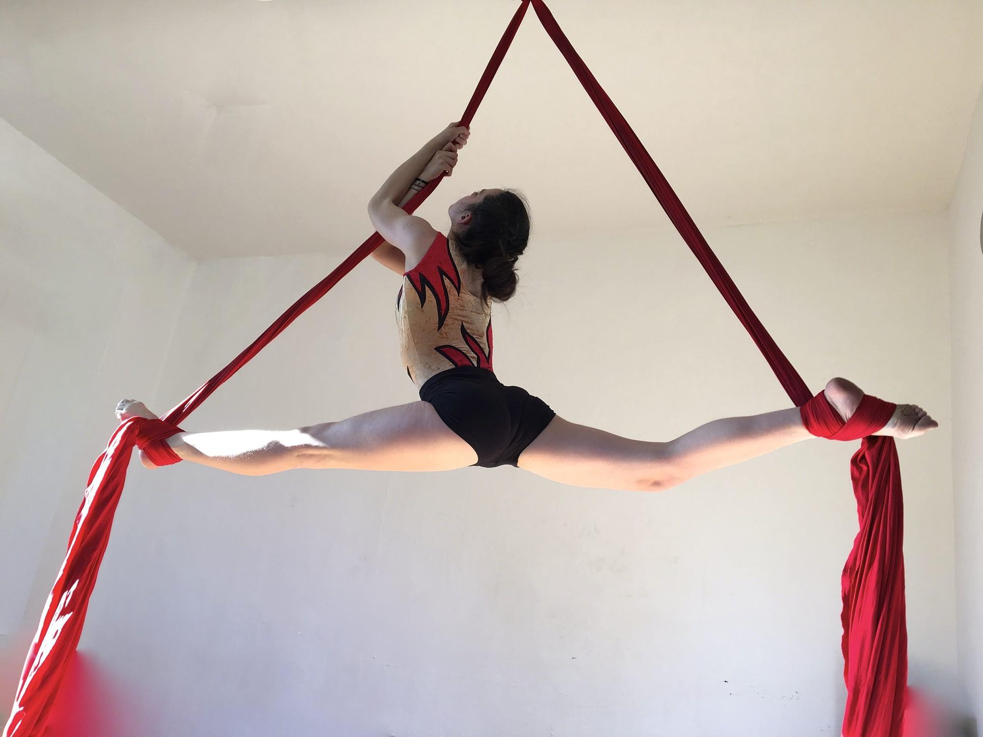 Corsi di circo d'estate con Anna e Andreas Manz