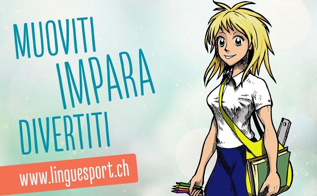 Lingue e Sport Junior - Bellinzona 2 internato
