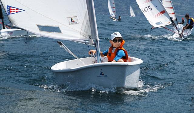 Scuola vela estiva