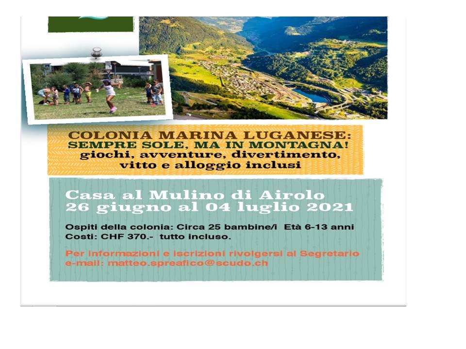 Colonia Marina Luganese
