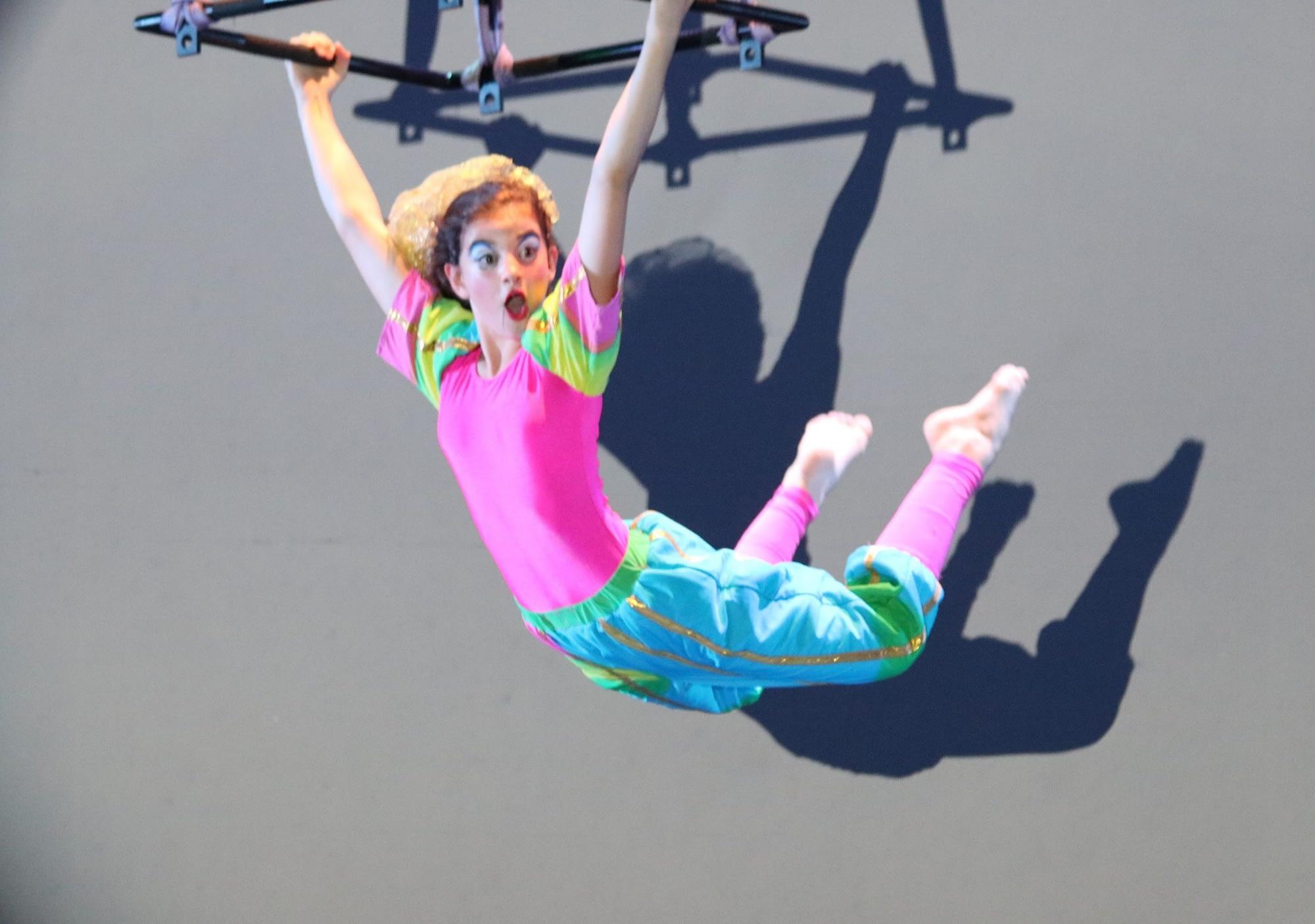 Scuola di circo Lidia Golovkova